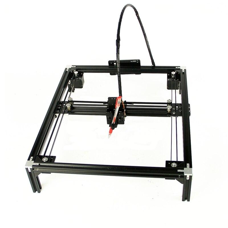 DIY LY A4 A3 drawbot pióro prowadnice rysunek robot maszyna napis rdzeń rama ploter zestaw z robotem dla opcjonalnie wsparcie laserowe