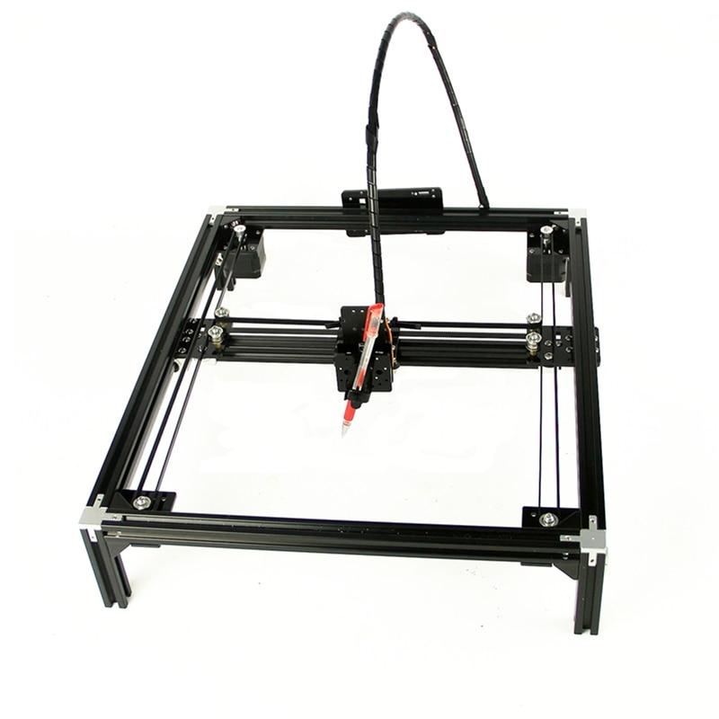 DIY LY A4 A3 drawbot stift guide schienen zeichnung roboter maschine schriftzug corexy rahmen plotter roboter kit für optional unterstützung laser
