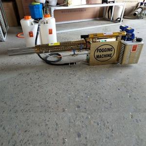 Image 4 - Przenośny zamgławiacz termiczny maszyna dezynfekcja maszyna do dymu opryskiwacz urządzenie natryskowe dezynfekcja wirusa