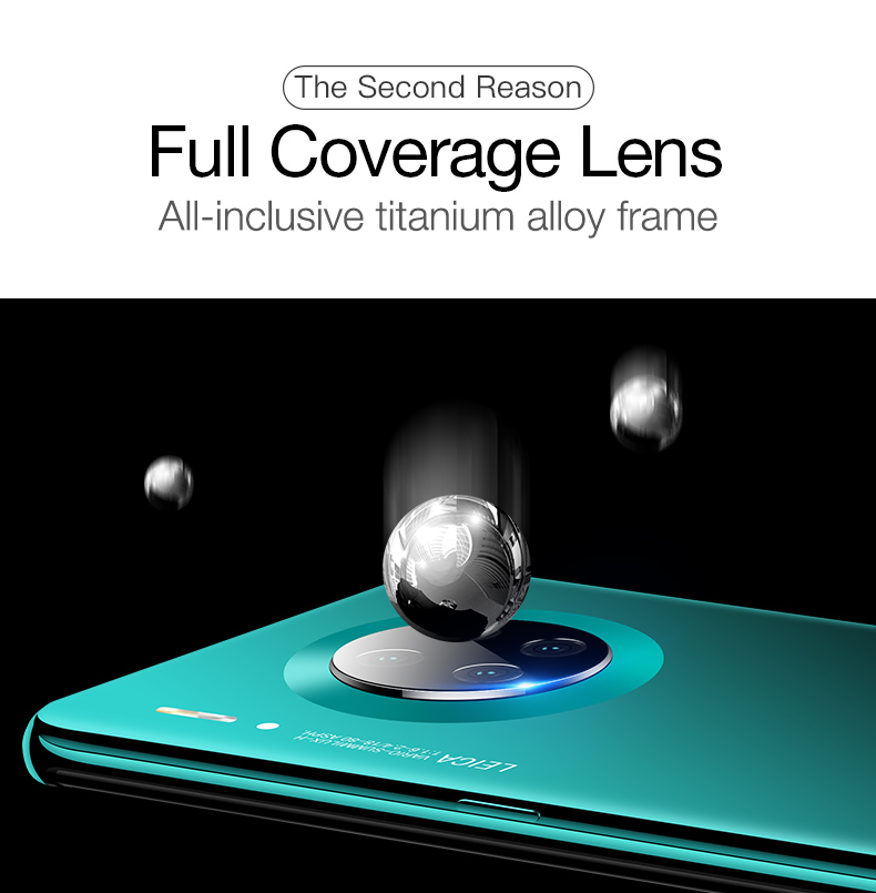 camera Lens glass for huawei mate 30 pro (4)