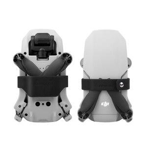 Image 4 - Soporte de hélice para Mini hélices de DJI Mavic, Clip de silicona, protección de fijación, accesorios para Drones