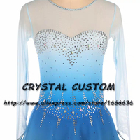 Adult Figure Skating Dress New Brand Ice Skating Dresses Custom made For Competition DR4867
