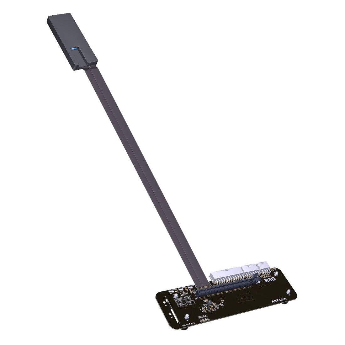 Adt-link R43SG-TB3 PCIe X16 PCI-e X16 à TB3 Câble D'extension Pci-express Câbles Adaptateur EGPU