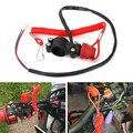 Мотоцикл Kill Stop переключатель и страховочный трос шнур для 7/8 дюймов руль Скутер ATV Quad Pit Dirt Bike UTV и т. Д. Мото Аксессуары