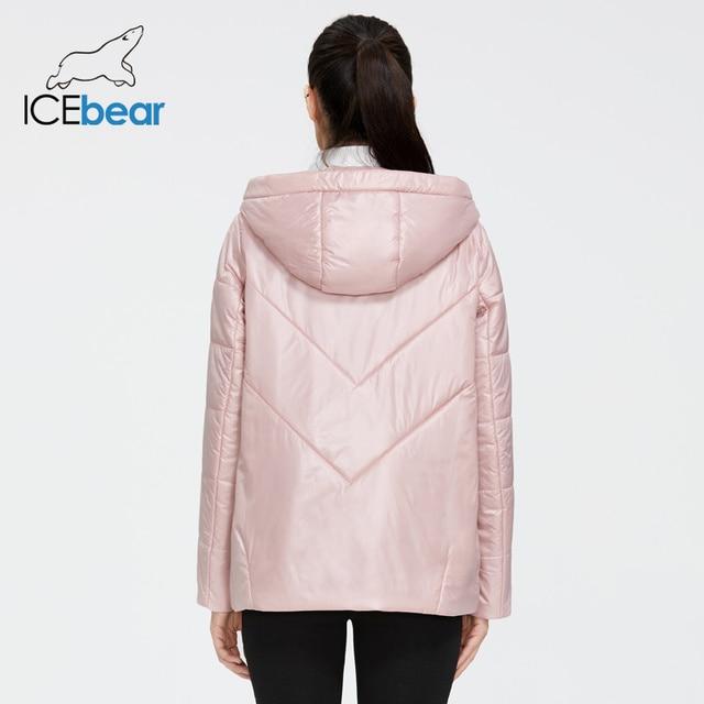 ICEbear 2020 nouvelles femmes veste femmes printemps manteau mode décontracté femmes vêtements marque vêtements GWC20061I