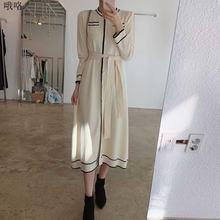 Женское платье свитер с длинным рукавом Элегантное трикотажное