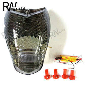 Motorcycle LED Turn Signal Tail Light Taillight For BMW K1200R k 1200R K1200 R 2005-2008 06 07 K1200S K 1200S K 1200 S All Years