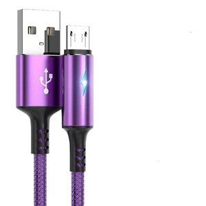 2 м длинный микро USB кабель и кабель типа C 3A Быстрая зарядка для Samsung Xiaomi мобильный телефон кабель для передачи данных TypeC для Xiaomi Redmi Note 8 Кабели для мобильных телефонов      АлиЭкспресс