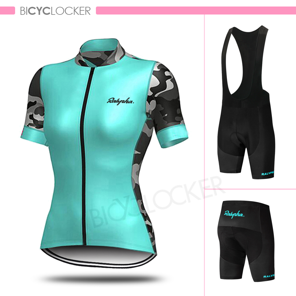 Women Cycling Short Sleeve Bicycle Clothes Mtb Clothing Racing Uniform Female Outdoor Sport Suit Maillot