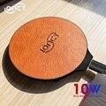 IONCT 10 Вт Быстрое беспроводное зарядное устройство для iPhone 11 pro X XR XS Зарядка без проводов для телефона samsung USB qi Беспроводное зарядное устройст...