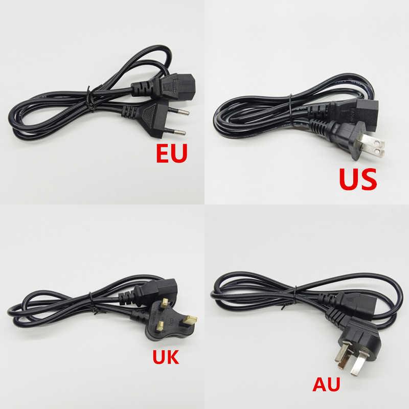 12 24V 120W DC Port USB LED wyświetlacz samochodowy ładowarka regulowana moc Adapter do zasilacza zestaw 8 odłączanych wtyczek do laptopa Notebook
