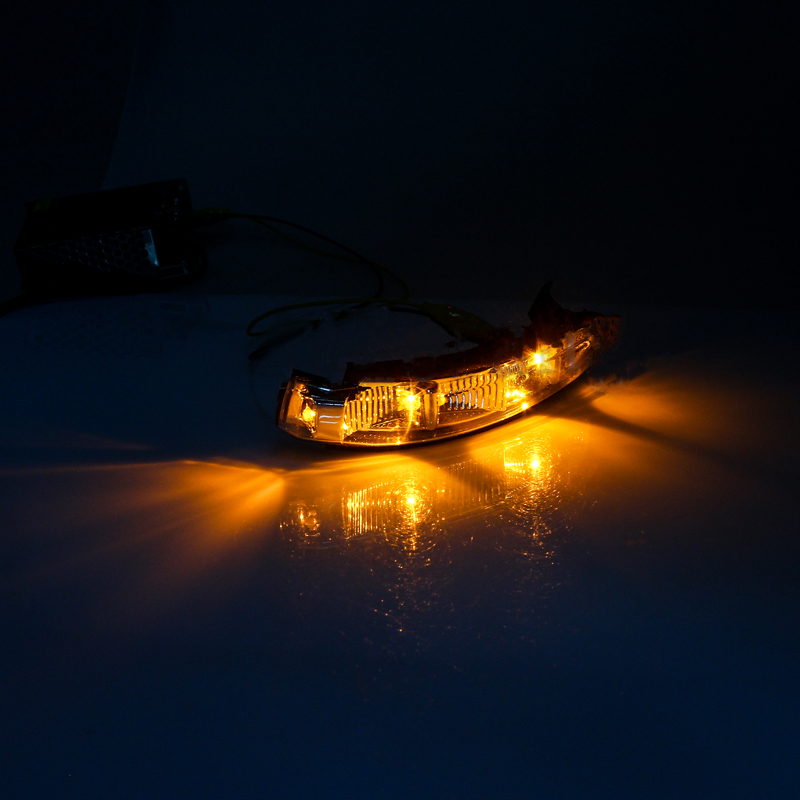 Зеркальный светильник для mercedes benz w211 w221 w216 w219