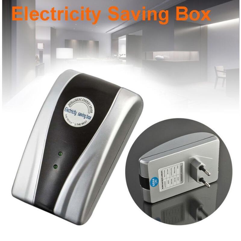 Smart Home New Type Power Current Saver Electricity Saver Energy Saving Box Device Adapter 90V-240V UK/EU/US Plug 3000W