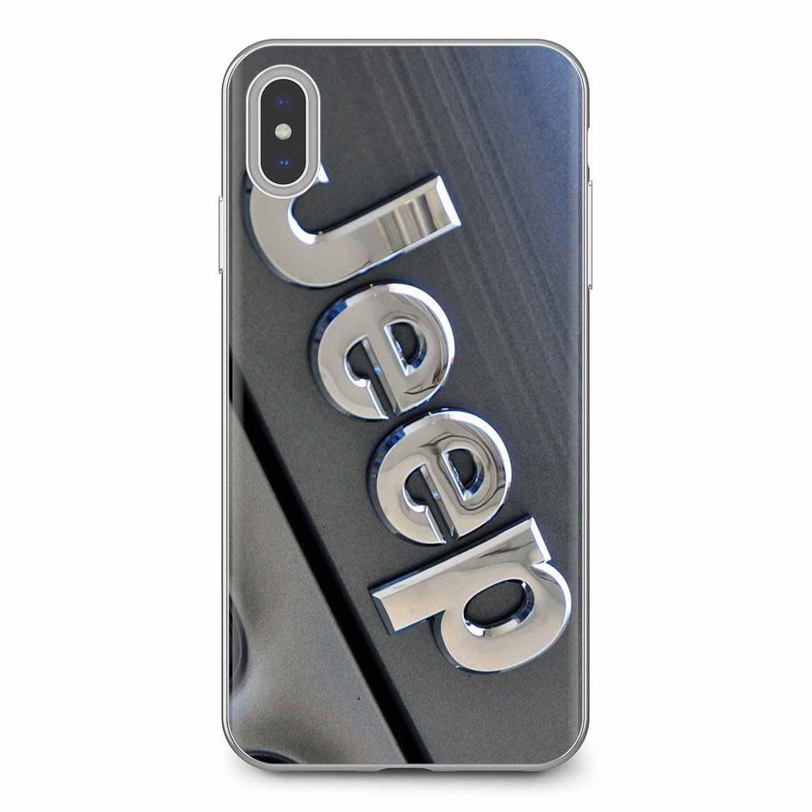 لهواوي G7 G8 P7 P8 P9 P10 P20 P30 لايت البسيطة برو P الذكية 2017 2018 2019 الكولاج سيليكون جراب هاتف جيب wranglers شعار سيارة