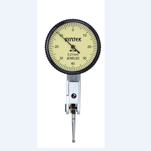 Image 4 - Draagbare 0.01mm Hendel Indicator Schokbestendig Dial Test 0 0.8mm Dial Gauge Analoge Display Indicator Micrometer Meten gereedschap