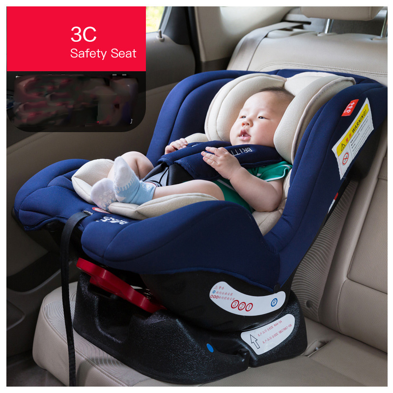 Multi-function Portable Child Car Seat Car Baby Baby Car Seated Two-way Installation 0-4 Years Old 3C Carseat Car Seat For Kids