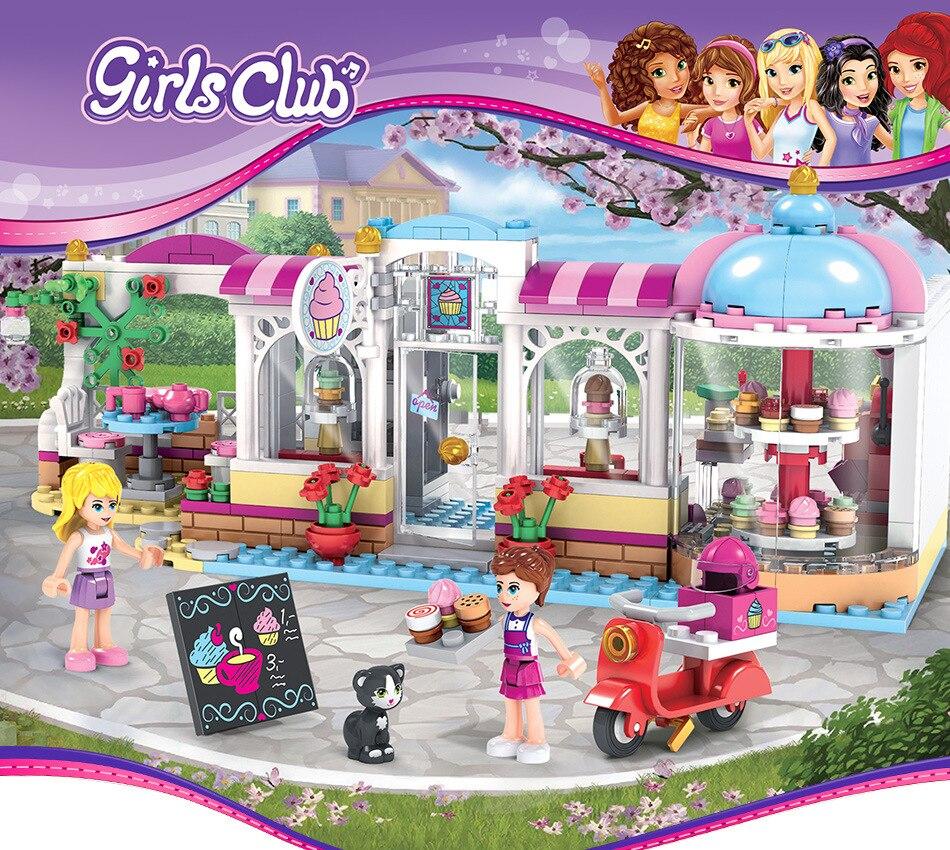 Blocks Friends Girls Club Series 11