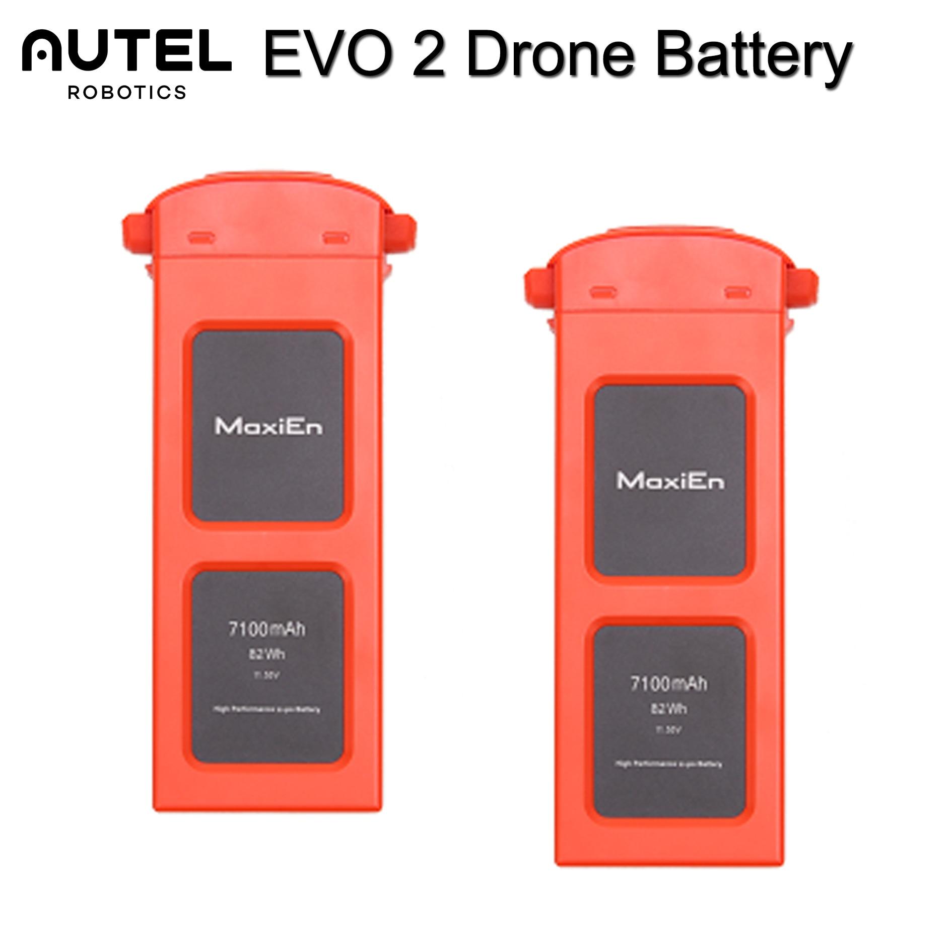 Original Autel Robotics EVO II Battery 3S 7100mAh Li-Po Charging Batteries For Autel Robotics EVO 2/Pro/Dual HD Camera Drone