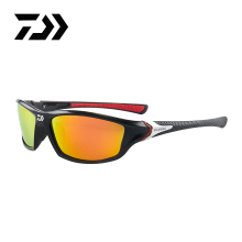 DAIWA Brand Polarized Glasses Men's Driving Sunglasses Camping Hiking Driving Fishing Glasses Outdoor Sports UV400 Eyewear
