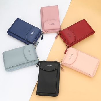Fashion Women Girls Small Mobile Phone Shoulder Bag Pouch Case Lady Casual Mini Handbag Purse Crossbody Bag Female Shopping Tote 3