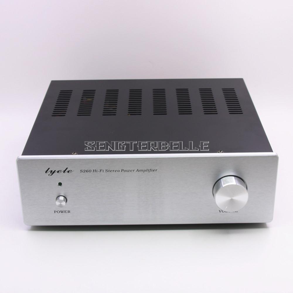 2020 Finished Hot Sale Naim NAP140 Power Amplifier Home Hifi Audio Amplifier 75W+75W