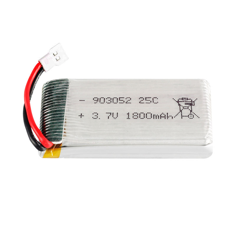 KY101D Drone 3.7v drone battery 1200 mAh/1600 mAh/1800 mAh / Please check the details before buying image