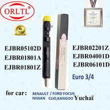 Diesel-Injector ORLTL EJBR06101D RENAULT NISSAN FORD CLIO
