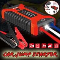 High Capacity Starting Device Booster 99800m 15V Portable Car Jump Starter Power Bank Car Starter For Car Battery Charger Buster