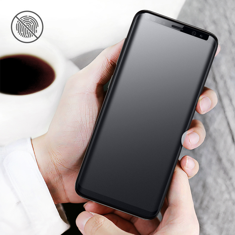 Front Back Matte Frosted Hydrogel Film For Samsung Galaxy S8 S9 Plus S10e S10 Note 8 9 10 Plus Full Cover Soft Screen Protector