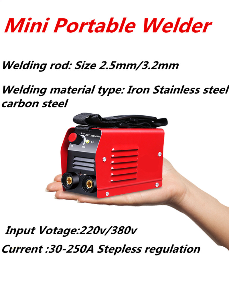220V Electric Tools Working ARC Inverter PC 1 Machine Working For Electric Arc MMA Power IGBT 250A Welding Welding Welders
