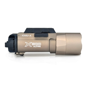 Image 3 - WADSN Surefir X300 Siêu Loại Vũ Khí Chiến Thuật Đèn Pin Súng Ngắn Lanterna X300U 510Lumens Săn Bắn Scoutlight Phù Hợp Với 20Mm Picatinny Đường Sắt