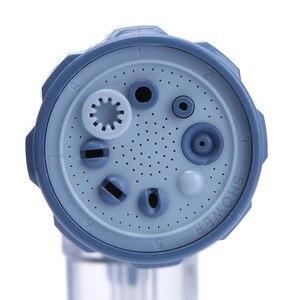 Image 3 - Macchina di Schiuma auto Multifunzionale Sprinkler 8 IN 1 Tubo Da Giardino Ugello Schiuma Pompa Ad Acqua Pistola di Lavaggio Auto Macchina Per La Pulizia Auto rondella