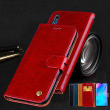 Luxury Wallet Case for Huawei P10 P9 P8 Lite 2017 GR5 Y3 Y5 Y6 2017 Y5II Nova 2i Mate SE P9Lite Mini Honor 5A 6A 6X 8 Lite Cover(China)