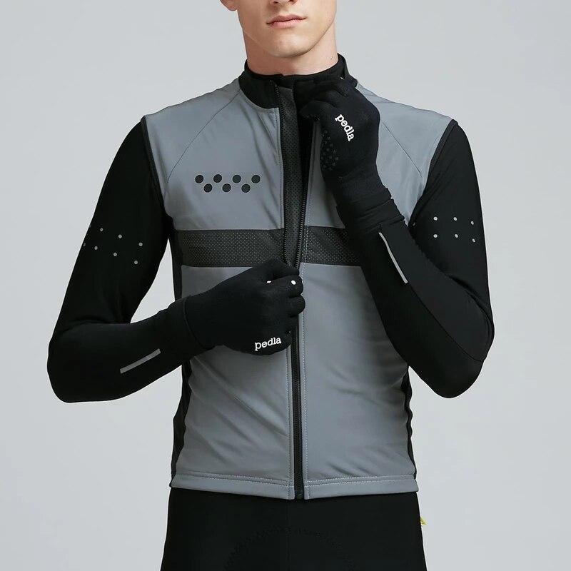 2019 New  Lightweight Windproof Gilet Windblock Vest  Reflective  Biyclcle Cycling Jacket