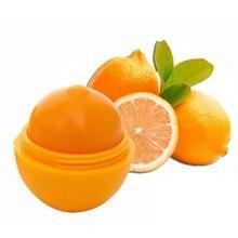 Zitrone Feuchtigkeitscreme make-up Lip balm Schutz Süßer Geschmack Verschönern Make-Up Lip Farbe Labialen LipBalm Lippenstift Lip Pflegende d1