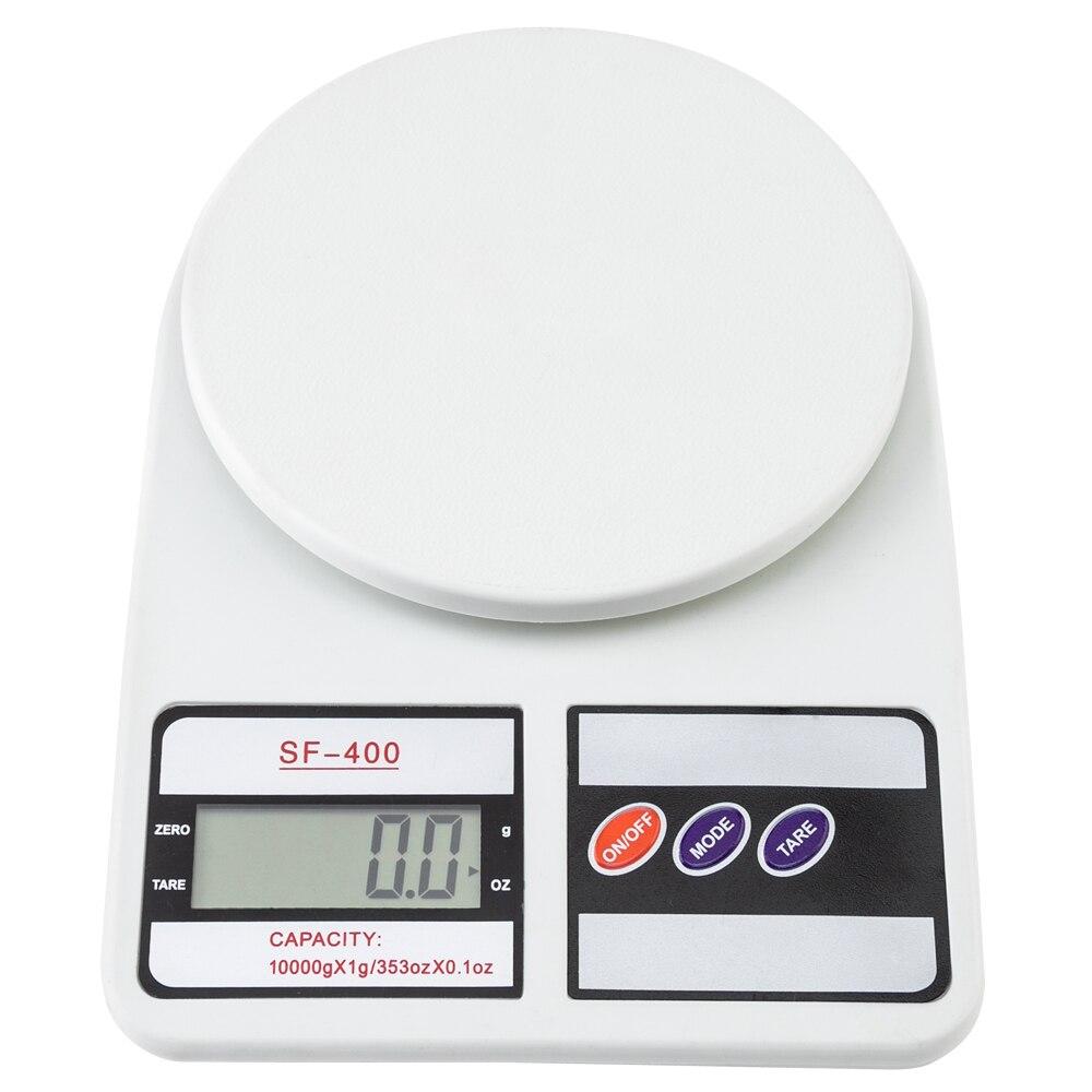 Цифровые Мини-весы, высокоточный Карманный безмен с подсветкой, максимальный вес 10 кг/1 г, отображение в граммах, для ювелирных изделий, кухонный инструмент, электронные весы-1