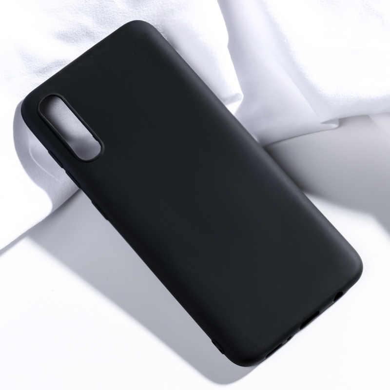 Di Colore della caramella Tpu Caso Della Copertura Posteriore Per Samsung A70 UN 70 A705F A705 Custodia In Silicone Per Coque Samsung Galaxy a70 2019 Cassa Del Telefono