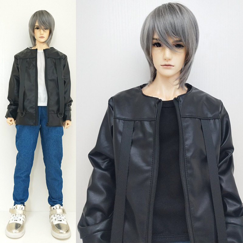 Men Dolls Fashion Clothes For 1/3 Male BJD Doll Coat Pants Shorts Jeans Vest Fits 60cm Boy Doll Accessory