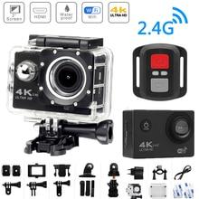 H9R Action Camera Ultra HD 4K WiFi Remote Control Sports Video Recording Camcorder DVR Go Waterproof Pro Sports DV Helmet Camera