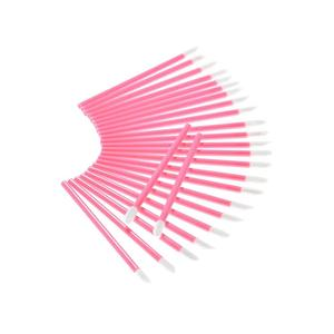 Image 3 - 1000 PCS Disposable Lip Brush Wholesale Lipstick Gloss Wands Applicator Perfect Best Make Up Tool for Women Accessories