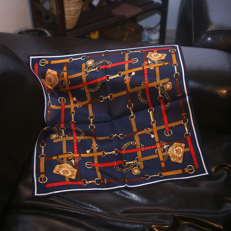 New Silk Scarf Silk Scarf