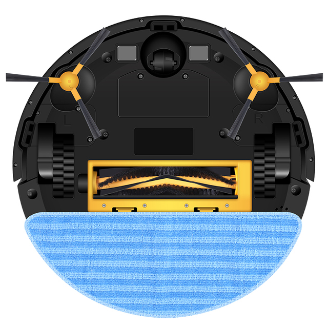 C30B Robot Vacuum Cleaner Map Navigation,WiFi App,4000Pa Suction,Smart Memory,Electric WaterTank,Wet Mopping,Disinfect 6