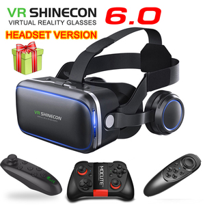 Original VR shinecon 6.0 heads