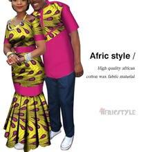 Новинка Лидер продаж Африканское женское платье базин богатый