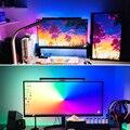 Смарт-Светодиодные ленты ТВ фон светильник Цвет синхронизации Подсветка светильник