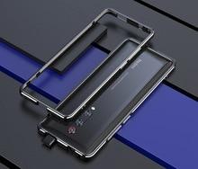 For Xiaomi Redmi K20 K20Pro Slim Aluminum Bumper Case For Xiaomi Mi 9T Pro Luxury Metal Shockproof Frame Bumper With Screw tool