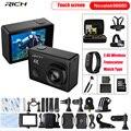 Экшн-камера Ultra HD 4K 24fps 1080 p/60fps NTK96660 IMX081WiFi 170D Len 12MP шлем Cam Водонепроницаемый 30m Спортивная камера