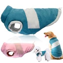 Ropa de invierno para perros suaves abrigo chaleco para perros grandes ropa para perros ropa para mascotas Bulldog francés XL-5XL ropa para perro