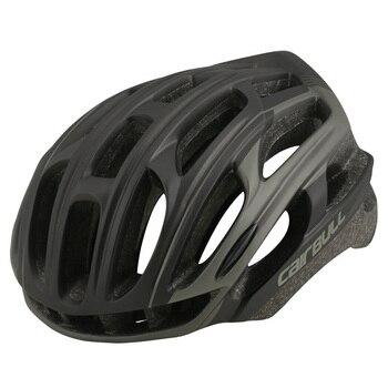 Ultraleve estrada mountain bike capacete com luz traseira das mulheres dos homens equitação ao ar livre capacete de ciclismo esportes xc dh mtb capacete da bicicleta 1