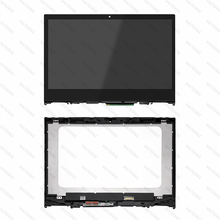 купить For Lenovo FLEX 5-1470 81XA 14 FHD LCD LED Touch Screen Assembly With Bezel дешево